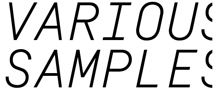 Simplon BP Mono Light Italic